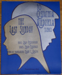 The Last Sunday cover